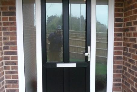 New Entrance Door
